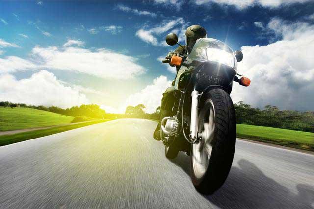 北方驾校摩托车